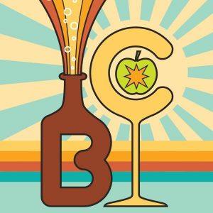 Bier en ciderfestival logo