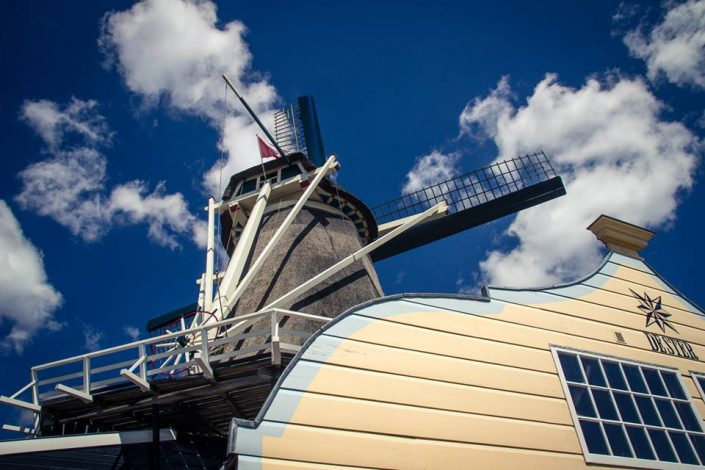 Molen de Ster door Nick Chesnaye