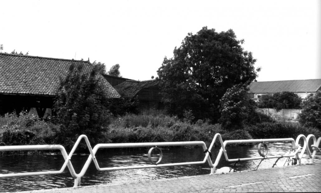 Molen De Ster 1980 of 1982 - Fotograaf onbekend