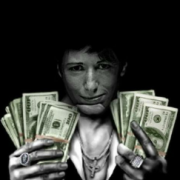 De Vorlesebühne: Laten we geld liefde noemen